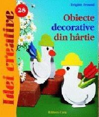 Obiecte decorative din hârtie