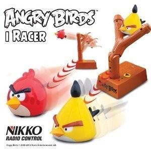 Nikko Angry Birds Galben/rosu