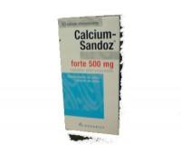 Calcium Sandoz Forte 500