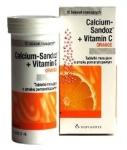 Calciu Sandoz cu Vitamina C 1000 mg