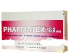 Pharmatex Ovule X 6 Capsule
