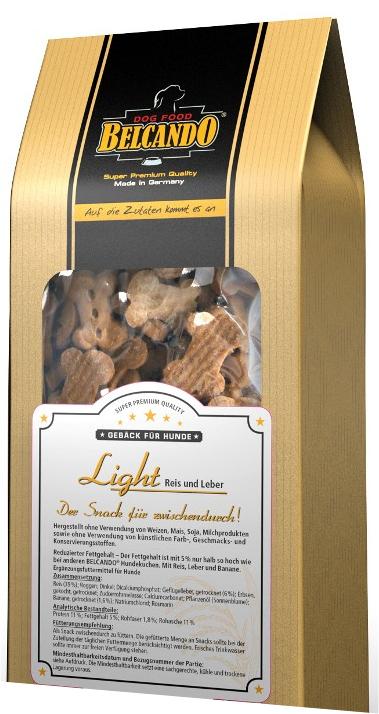Biscuiti caine Belcando Light 250 gr