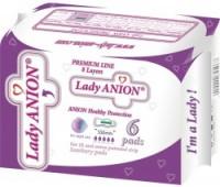 Absorbante Lady Anion Maxi Use x 6 buc