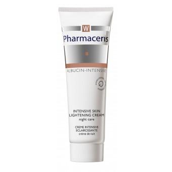 Pharmaceris W Albucin Crema de Noapte x 30 ml