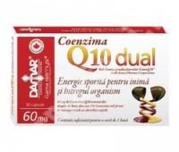 Coenzima Q 10-Dual x 30 cps