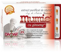 Mumie cu Ginseng x 30 cps