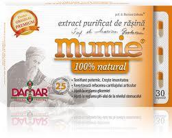 Extract purificat de rasina Mumie x 30 cps