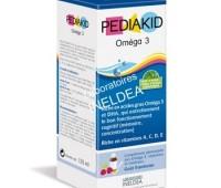 Pediakid Sirop Omega 3 x 125 ml