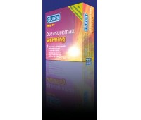 Durex Pleasuremax Warming x3 buc.