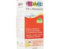 Pediakid Fer-Vitamines B x 125 ml