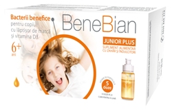 Benebian Junior Plus x 5 doze