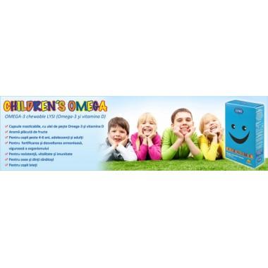 Children's Omega-3 x 60 cp