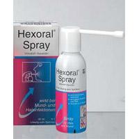 Hexoral aerosol