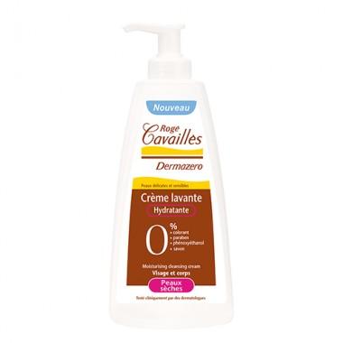 Dermazero Crema curatatoare piele uscata x300ml
