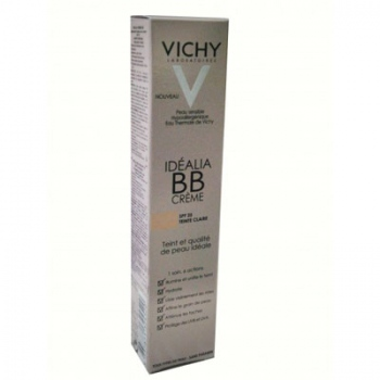 Vichy Hydreane BB Medium crema hidratanta ten sensibil x40ml