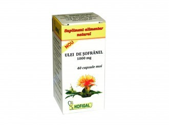 Ulei De Sofranel 1000mg x40cps moi