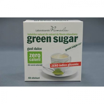 Green Sugar 100 buc (Stick-uri)