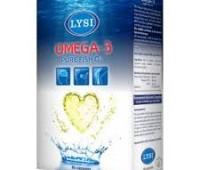 Omega-3 Ulei pur de peste x80 cps