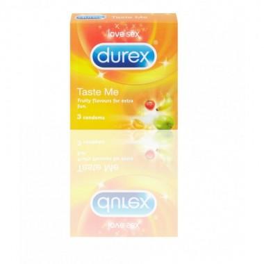Durex Taste Me x3buc