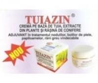 Tuiazin Crema cu Extract de Tuia x50 ml