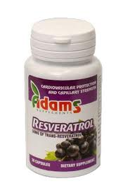 Resveratrol 50 mg x 30 cps Oferta 1+1