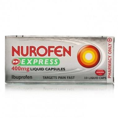 Nurofen Express Forte 400 mg x 10 cps moi