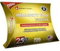Immunity Flu Forte 25 cps+5 cps