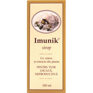 Imunik Plus Sirop x 100 ml