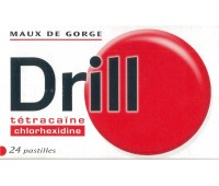 Drill Clasic Pastile x 24