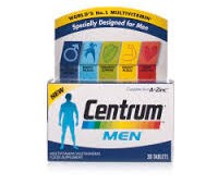 Centrum for men x 30 cps