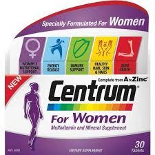 Centrum for women x 30 cps