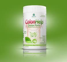 ColonHelp Detox Forte - Pentru detoxifiere avansata!