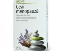 Ceai Menopauză Alevia x 20 doze