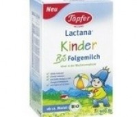 Topfer kinder organic follow on milk 500 gr 12+