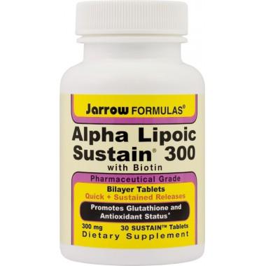 Alpha Lipoic Sustain 300 x30 tablete