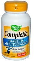 Completia Diabetic Multivitamin x30tb