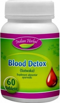 Blood Detox x 120 cps