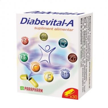 Diabevital-A x30cps