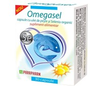 OmegaSel x30 cps 1+1 oferta