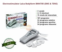 Electrostimulator Laica BodyForm BM 4700