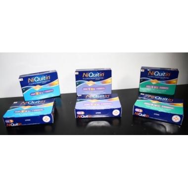 Niquitin 21 mg x7 plasturi