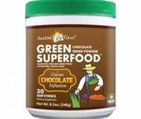 Bautura din iarba de grau - Ciocolata, pentru copii x30 portii