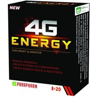 4G Energy x20 cps