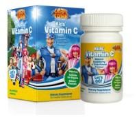 Vitamina C 80 mg Lazy Town x60cps