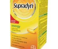 Supradyn Energy Coenzima Q10 x 30 cpr