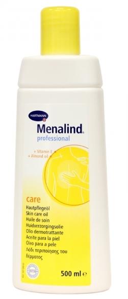 Menalind - ulei pentru ingrijirea pielii uscate x500ml