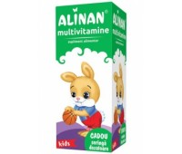 Alinan Multivitamine Sirop Kids