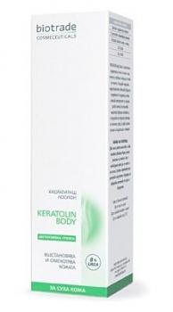 Biotrade Keratolin Lotiune de Corp 8% uree x 200 ml