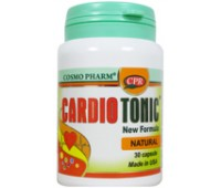 Cardiotonic x 30 cps 2+1 gratis