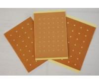 Plasturi pentru arsuri 7x3.8 x4 buc 1+1 gratis